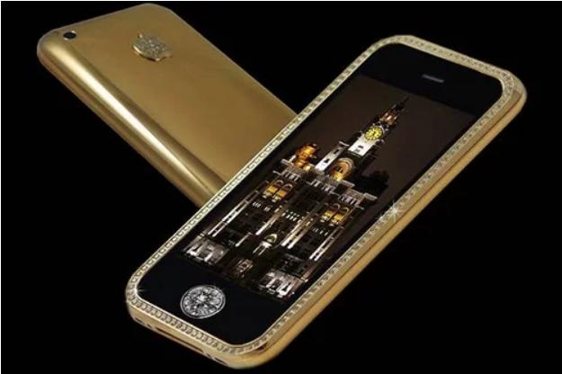 گران ترین تلفن های هوشمند جهان+ عکس